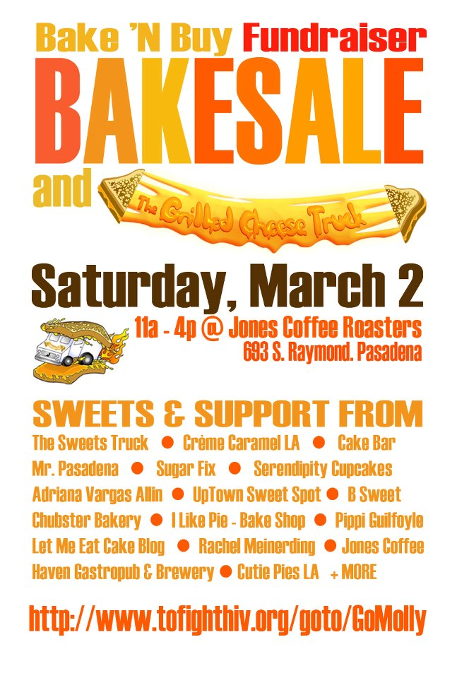 Mr. Pasadena Is Baking Up Something For You This Weekend