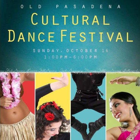 Old Pasadena Cultural Dance & Food Festival