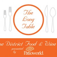 Mr. Pasadena to emcee The Long Table Aug. 20th