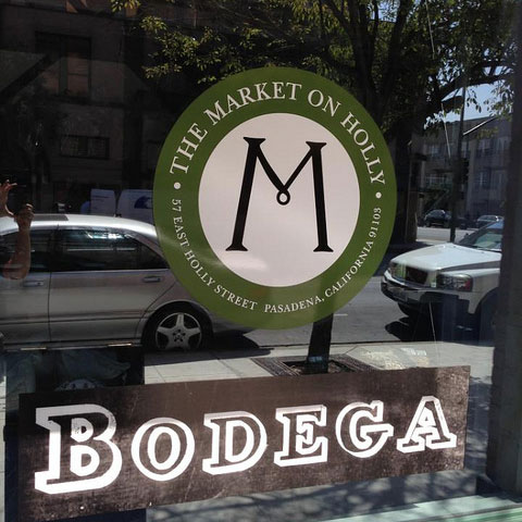 What Is The Latest Over At The Market On Holly Bodega?