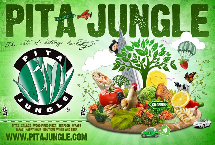 Old Town Pasadena welcomes Pita Jungle!