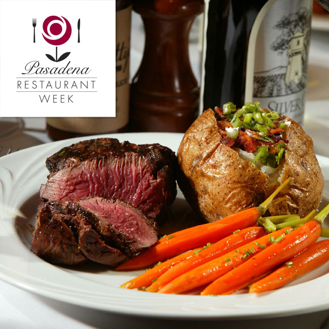 3 days left to enjoy the 2nd Annual Pasadena Restaurant Week!
